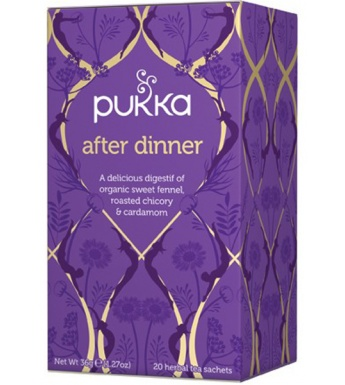 Pukka - Herbata After Dinner bio 36g (20 torebek) Pukka