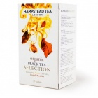 Hampstead Tea London - Herbata czarna Black Selection (saszetki) bio 40g Hampste